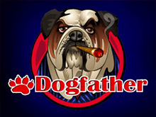 Автомат Dogfather от Microgaming -  играть онлайн