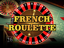 Популярная игра French Roulette