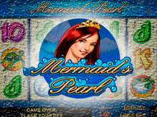 Mermaid's Pearl – автомат для онлайн игры