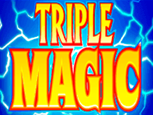 Игровой автомат Triple Magic от разработчика Microgaming